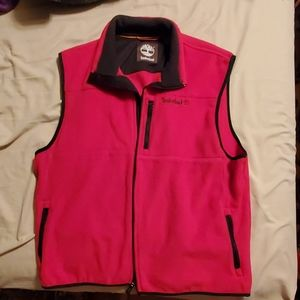 Timberland Red Vest